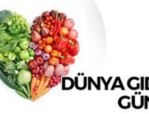 16 Ekim Dünya Gıda Günü Basın Bildirisi