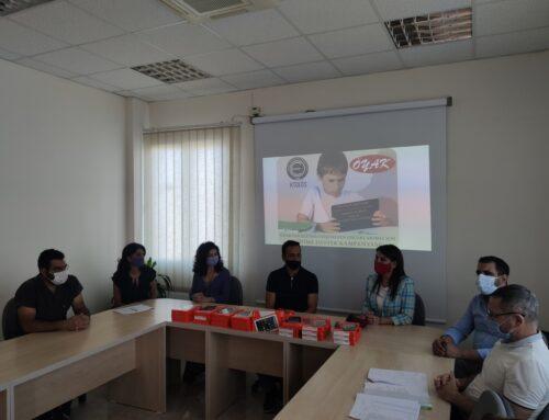 Eğitime Destek Kampanyasına Katkımız